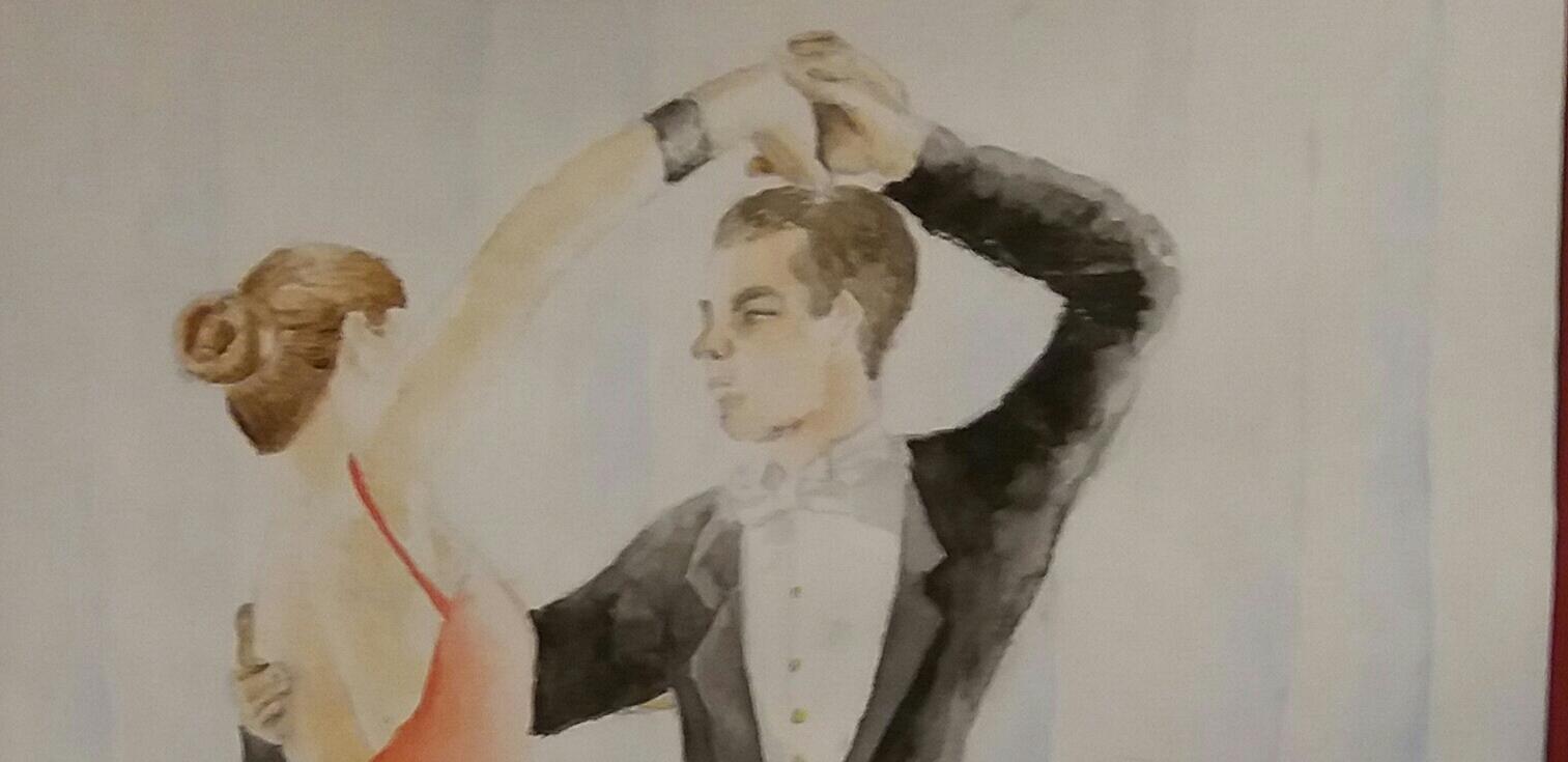 The Dance by Stella Goodchild